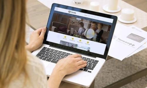 Тинькофф банк: регистрация и вход личный кабинет